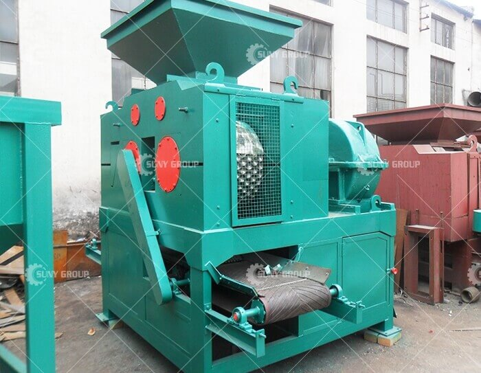 Charcoal Powder Ball Press Machine