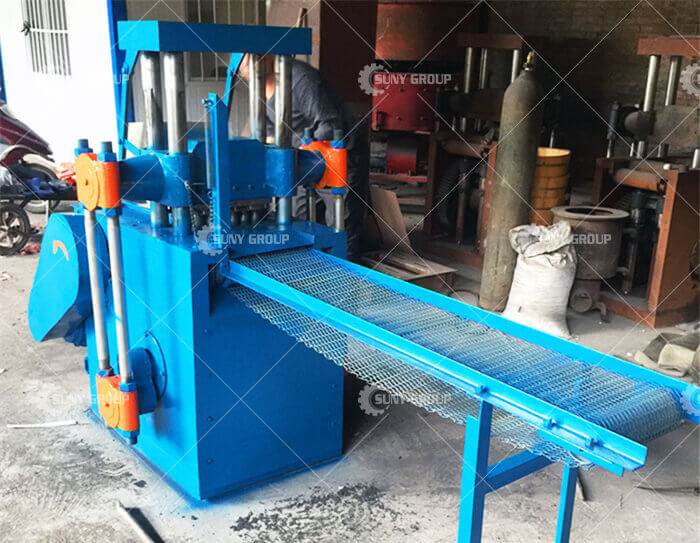 Shisha Charcoal Briquette Machine