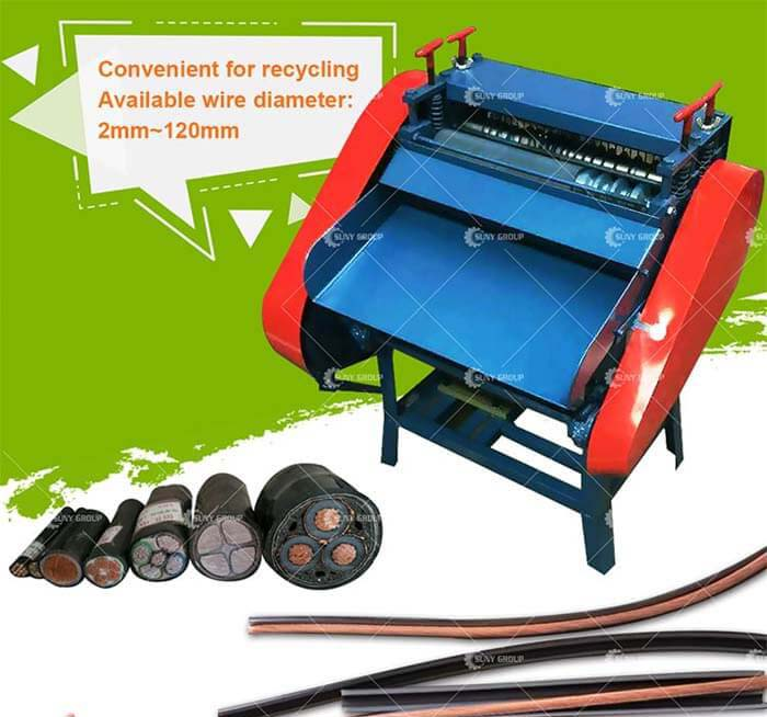 Cable Stripping Machine