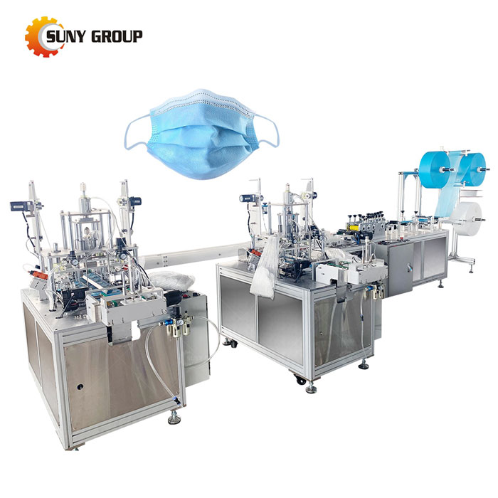 Fully Automatic Mask Manufacturing Making