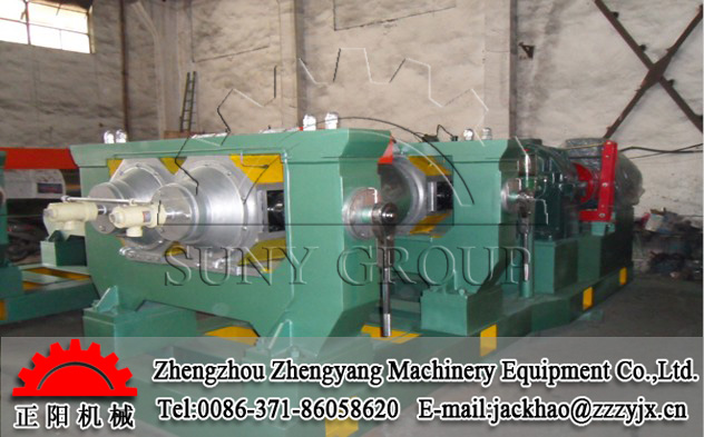 Rubber powder mill 560