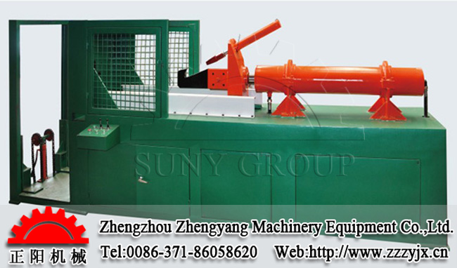 Hydraulic tire cable extractor