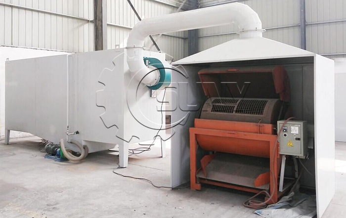 Automatic Components Dismantling Machine