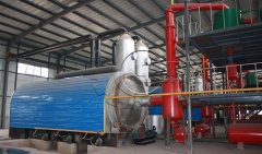Rubber Pyrolysis Equipment