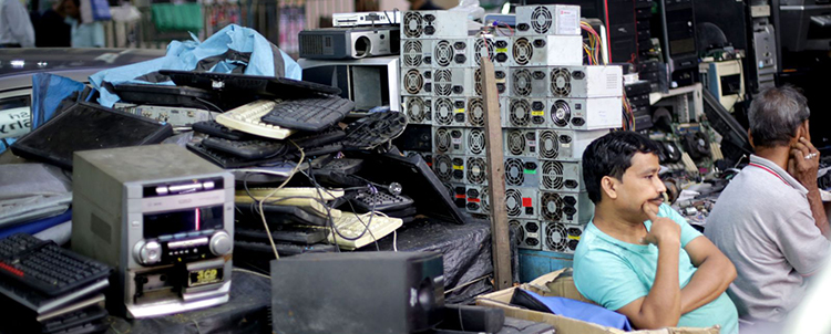 Cheap phones are the big culprit for India\s e-waste problem
