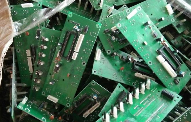 How to recycle used circuit boards?
