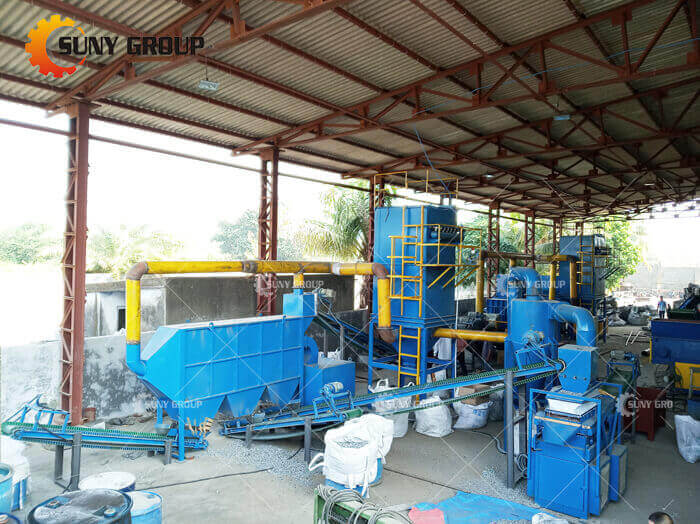 Waste Radiator Recycling Equipment-Recycl