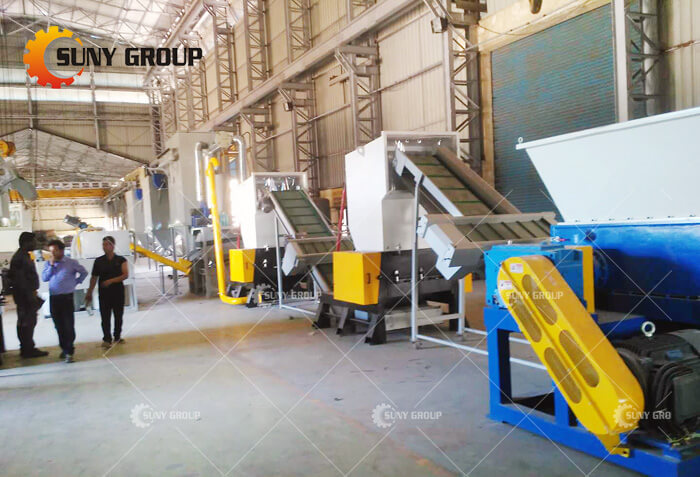Cable Wire Recycling Machine