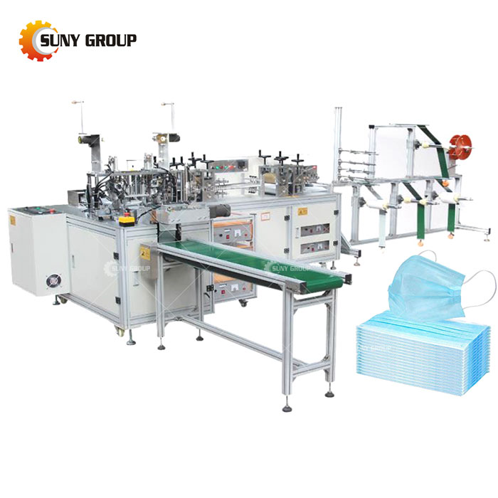 Fully Automatic Mask Making Machine 1+1