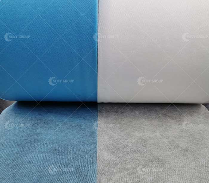 High Quality Nowoven Fabric 100%Pp Materials For Medical Masks